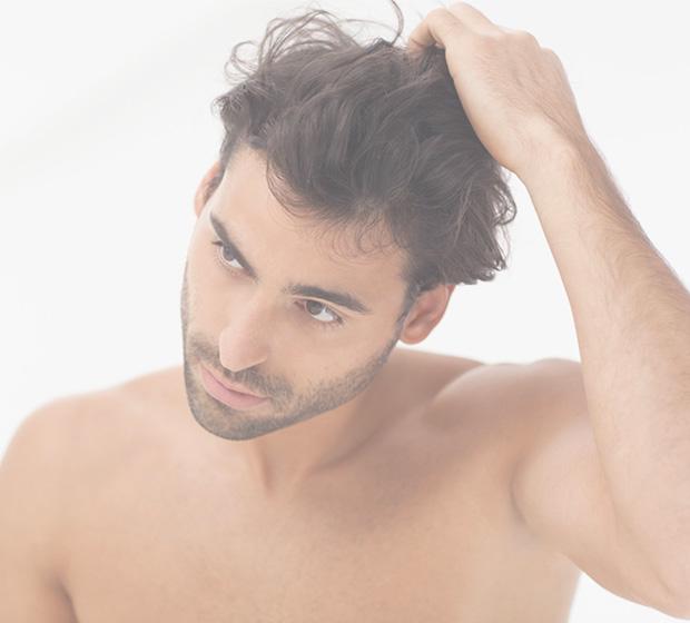 Псориаз на голове: симптомы, фото